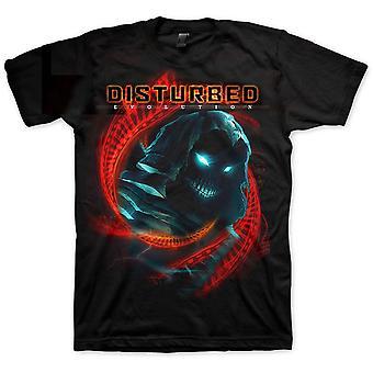 Gestörte DNA Wirbel offizielle T-Shirt T-Shirt