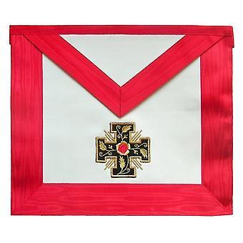 Masonic scottish rite aasr - 18th degree - knight rose-croix - croix potencée