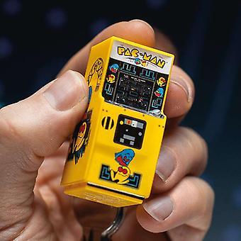 מחזיק מפתחות הקבינט Pac Man