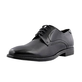 ECCO 621634 Melbourne - Men's Lace-up Leather Formal Shoes In Black