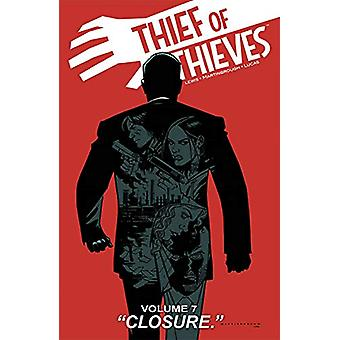 Thief of Thieves Volume 7 - Nedleggelse av Brett Lewis - 9781534310360 Book