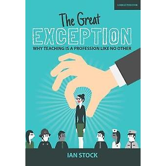 The Great Exception by Ian Stock - 9781911382577 Book