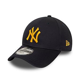 New Era 9Forty KINDER Infant Baby Cap - NY Yankees navy