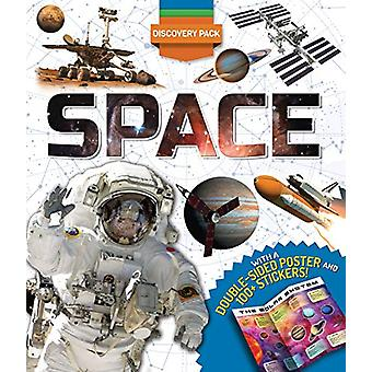 Discovery Pack - Space by Cath Senker - 9781788887243 Book