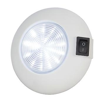 TechBrands Dome Type LED Light and Switch (100mm)