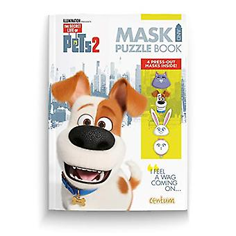 Secret Life of Pets - Mask Book - 9781912841813 Book