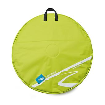 B&W Wheel Guard L Wheel Bag, Verde
