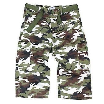 Mens 3/4 Comprimento Shorts de Carga - Estilo 1