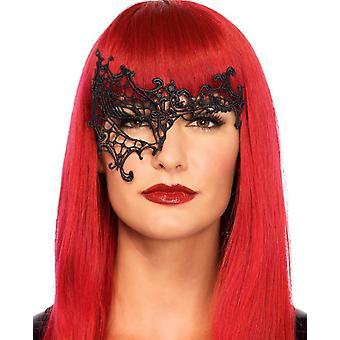 Masque Daring Blk vénitien pour femmes