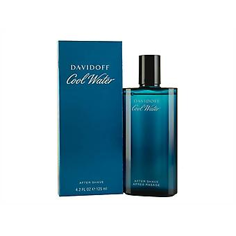 Davidoff Cool Water Aftershave 125ml Splash For Him