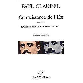 Connaissance de L'Est by Paul Claudel - 9782070417766 Book
