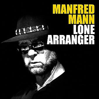 Manfred Mann - Lone Arranger [CD] USA import
