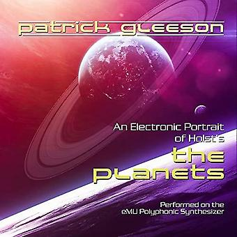 An Electronic Portrait Of Holst's The Planets [CD] USA import