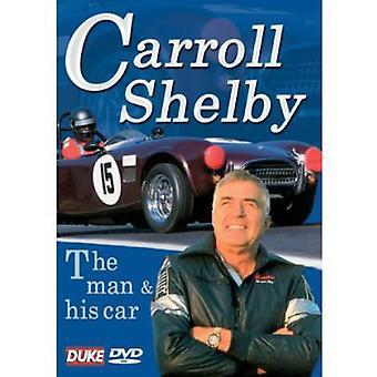 Carroll Shelby [DVD] USA import