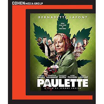 Paulette [Blu-ray] USA import
