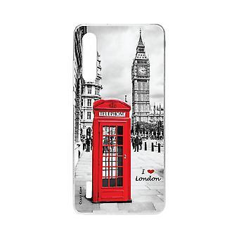 Hull For Xiaomi Mi 9 Soft Lite Jeg Elsker London