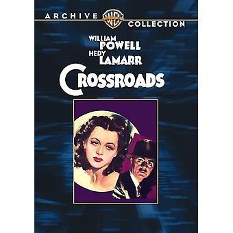 Crossroads (1942) [DVD] USA import