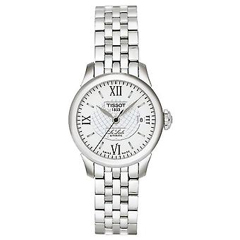 Tissot Watches T41.1.183.33 Le Locle Stainless Silver Ladies Automatic Watch