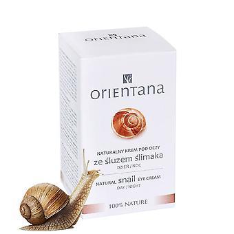 Natural Snail Eye Cream, 15Ml