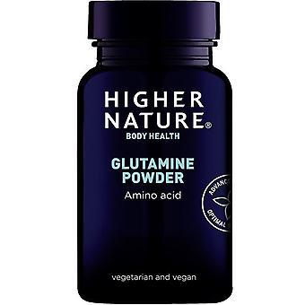 Higher Nature Glutamine Powder 200g (GLP200)