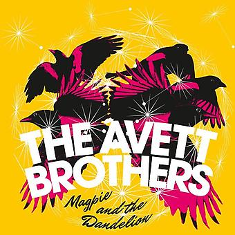 Avett Brothers - Magpie & the Dandelion [CD] USA import