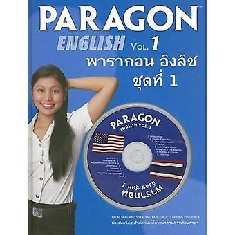 Inglês paragon para falantes tailandeses pelo método de aprendizagem acelerada: com dicionário inglês-tailandês