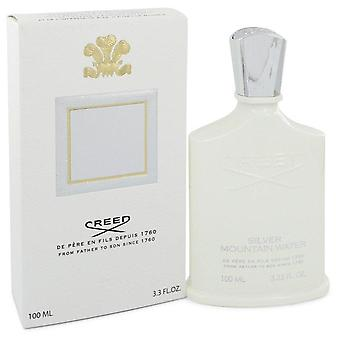 Silver Mountain Water Eau De Parfum Spray By Creed 3.3 oz Eau De Parfum Spray
