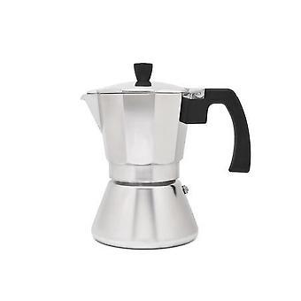 Bredemeijer Tivoli espressokanna aluminium - 6 koppar