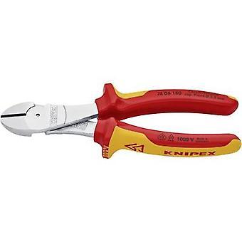 Knipex 74 06 180 VDE Kraft Seitenschneider nicht bündig Typ 180 mm