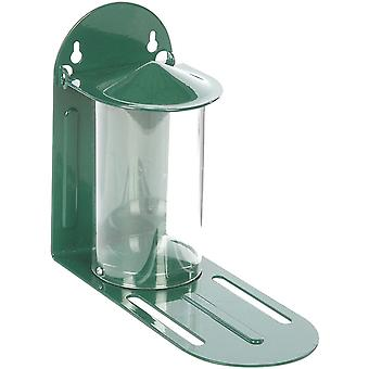 CJ Wildlife Squirrel Feeder - Green Metal
