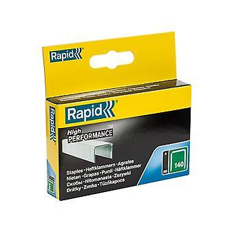 Nopea 140/10 10mm galvanoidut niitit box 2000 RPD14010