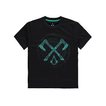 Women's Assassin's Creed Valhalla Cross Axes T-Shirt