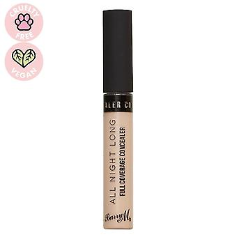 Barry M All Night Long Concealer - Cookie