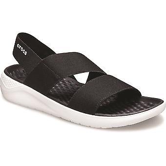 Crocs Womens Lite Ride Stretch Lichtgewicht Flexibele Sandalen