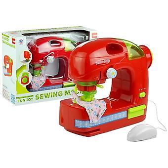 Naaimachine voor kleine naaister