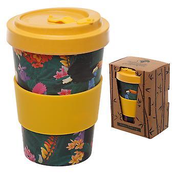 Bambu komposiitti toucan ruuvi toppi matkamuki X 1 pakkaus