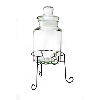 Eddingtons Vintage Design 7.8L Lemonade & Punch Jar with Stand