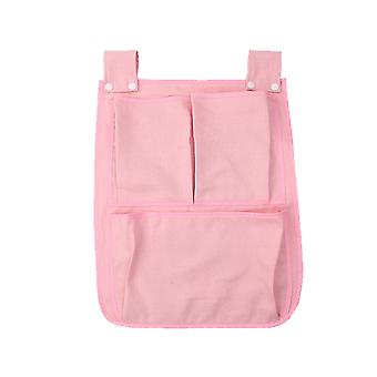 Baby Cot Bærbare Crib Organizer Bedding Hjem Tøj-Ble Pocket, Store