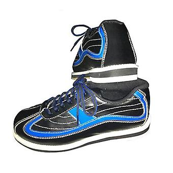 Bowlingschuhe Sole Herren mit Skid Proof Sneakers