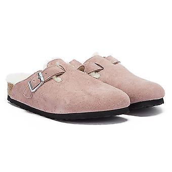 נעלי בית סגולות מבירקנסטוק בוסטון