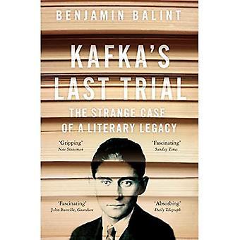 Kafka's laatste proef: het geval van een literaire erfenis