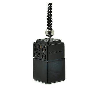 Designer i bil luft freshner diffuser olie duft ScentInspiBlue Af (Gucci Oud Unisex) parfume. Sort låg, sort flaske 8ml