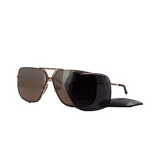 Porsche Design P8928 B Gold/Interchangeable Lenses Sunglasses