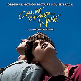 Call Me By Your Name / O.S.T. [CD] USA import