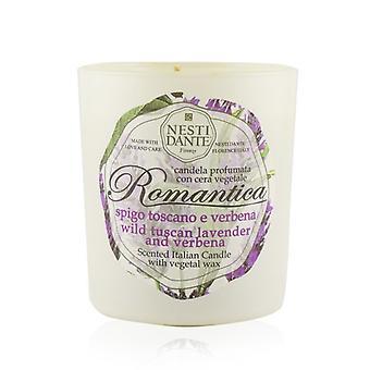 Nesti ダンテの香りのイタリアの蝋燭 - 野生りラベンダー ・ バーベナ 160 g/5.64 オンス