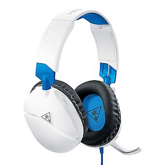 Turtle beach recon 70p white gaming headset - ps4, ps5, nintendo switch, xbox one & pc white / blue