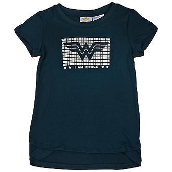 Wonder Woman I Am Fierce Girls T-Shirt