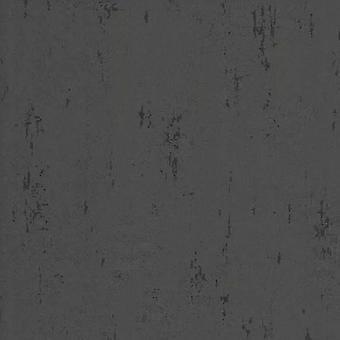 Erismann Distressed Concrete Black Wallpaper Vinyl Paste The Wall Modern Decor