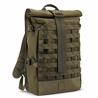 Chrome Industries Barrage Cargo Mens Backpack Laptop Commuter Bag - Ranger Tonal