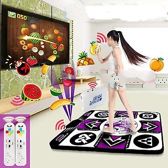 Single, Non-slip Yoga And Dance Mat With Remote Controller-sense Game For Pc &